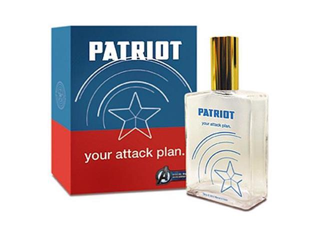 The Avengers Captain America Patriot Marvel Cologne 100 mL