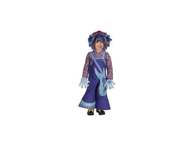 Doodlebops Rooney Deluxe Toddler Costume Small 2T