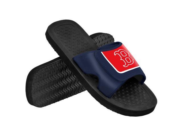 Boston Red Sox MLB Mens Shower Slide Flip Flops X-Large