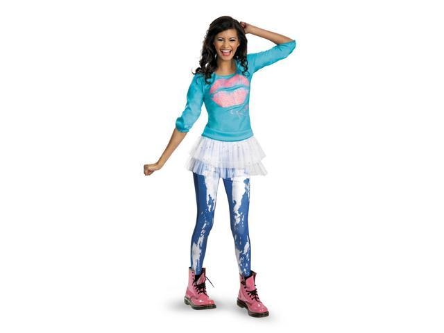 Disney Shake It Up Season 2 Rocky Classic Costume Child Tween Medium 7-8
