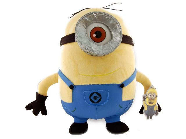 Despicable Me 2 One Eyed Minion Stewart 12