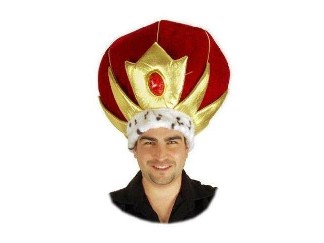 Giant King Costume Hat