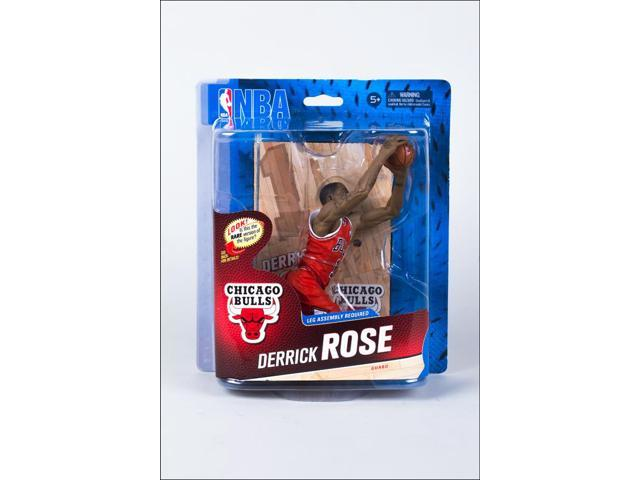 McFarlane NBA Series 24 Derrick Rose Action Figure