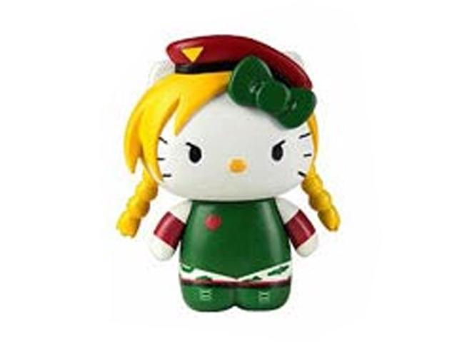 Street Fighter X Sanrio Mobile Plug Charm Cammy