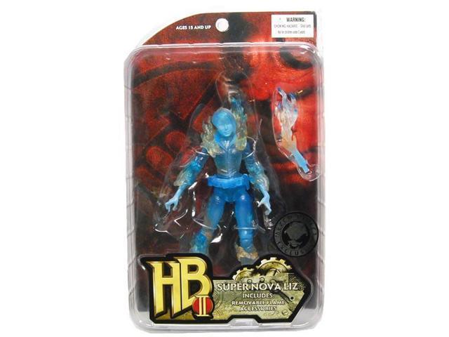 Hellboy Movie 2 Series 1 Super Nova Liz Figure Case Of 12