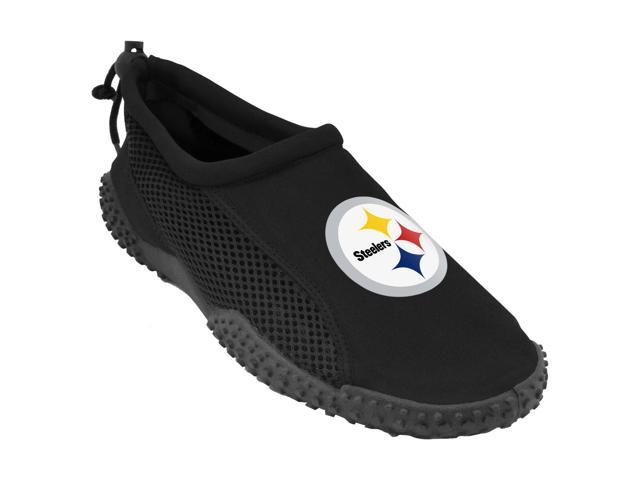 Pittsburgh Steelers NFL Mens Water Sock Large (10-11)