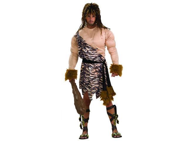 Caveman Cave Brute Male Adult Standard Costume