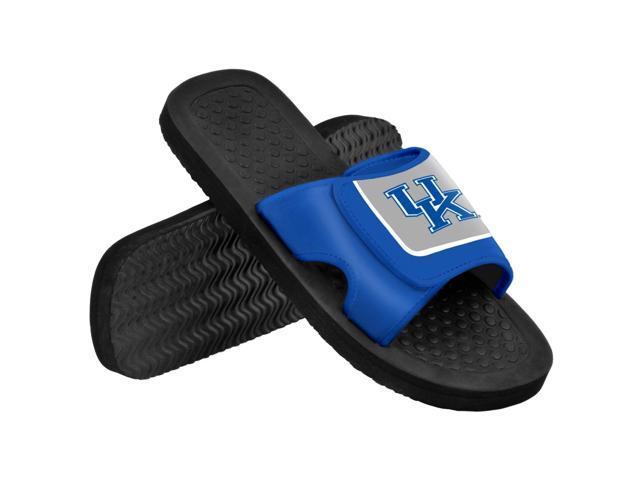 Kentucky NCAA Mens Shower Slide Flip Flops Medium