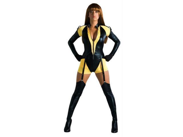 Watchmen Economy Silk Spectre Costume Wig