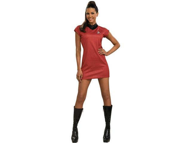 Star Trek Deluxe Sexy Uhura Costume Adult X-Small