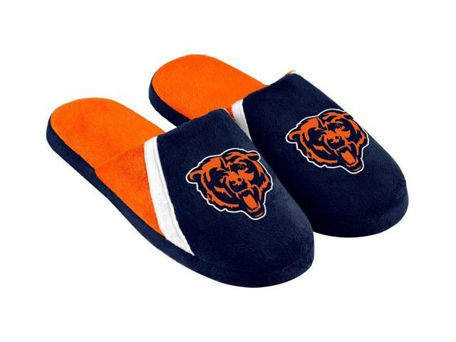 Chicago Bears NFL Swoop Logo Slide Slippers Small