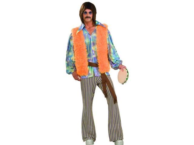 60's Singer Adult Male Costume Standard