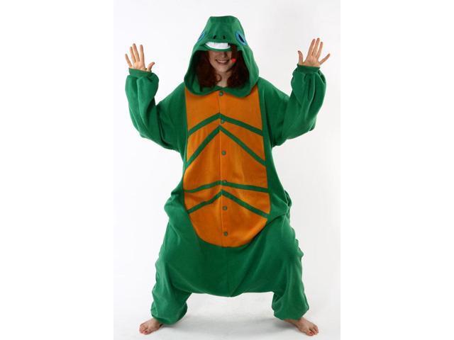 Turtle 2 Kigurumi Cushzilla Animal Adult Anime Costume Pajamas Standard