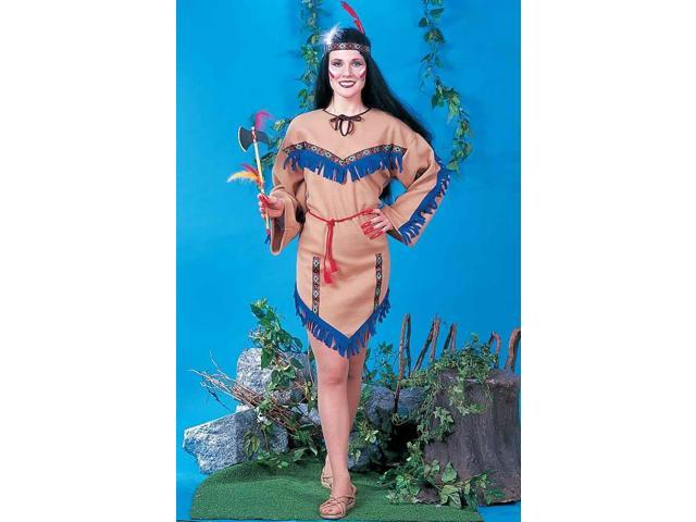 Native American Princess Costume Dress Adult
