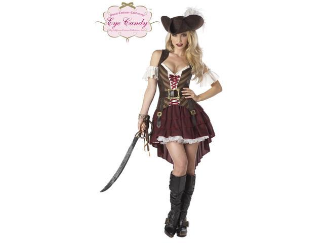 Sexy Swashbuckler Costume Adult XX-Large