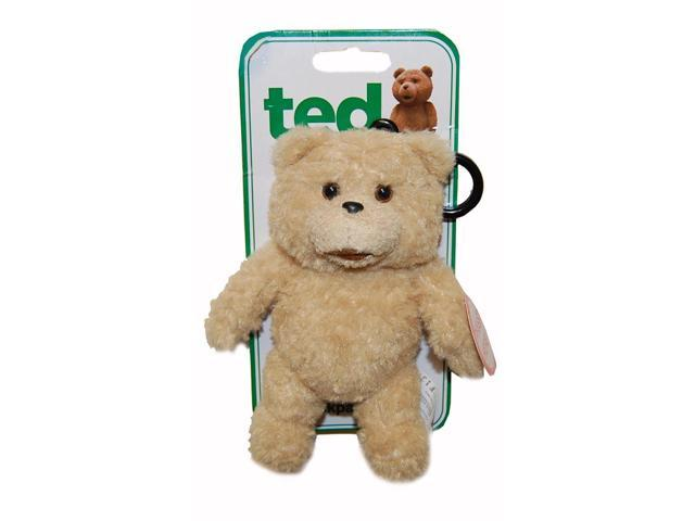 Ted The Movie Plush Backpack Clip With Sound R Version
