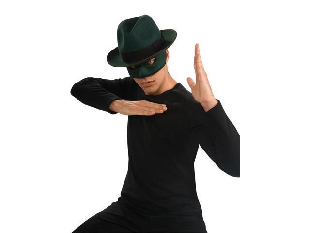 The Green Hornet Deluxe Green Hornet Costume Hat Adult