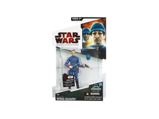 Star Wars Basic Figure Wave 1 '10 Build-A-Droid Bespin Wing Guard