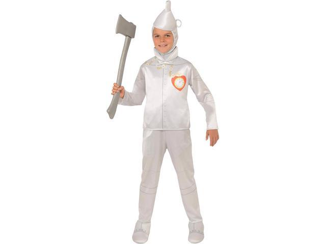 The Wizard Of Oz Tin Man Costume Child Large
