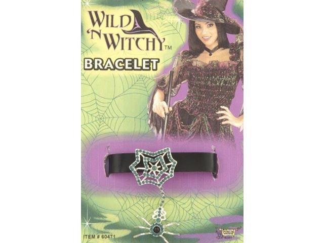 Wild N' Witchy Costume Bracelet