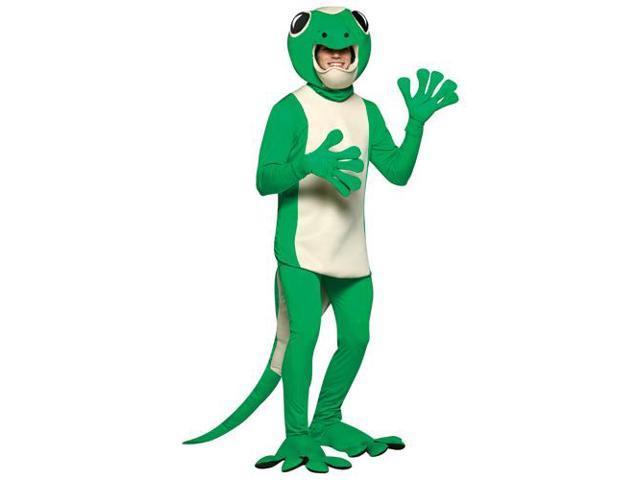 Gecko Costume Adult Standard