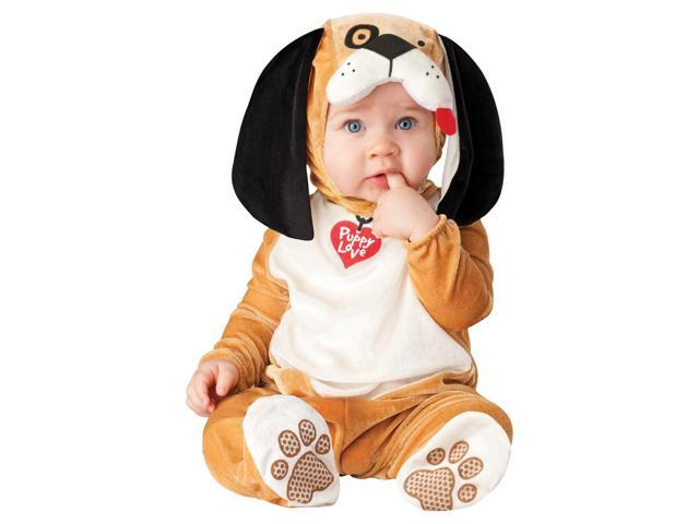 Puppy Love Baby Costume Large