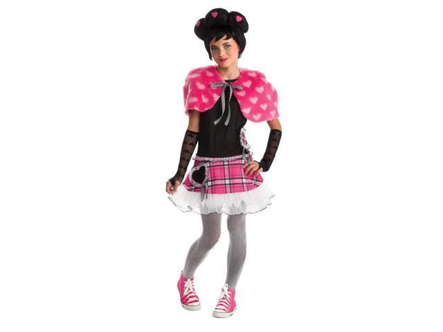 Harajuku Girl Costume Tween Medium 2-4