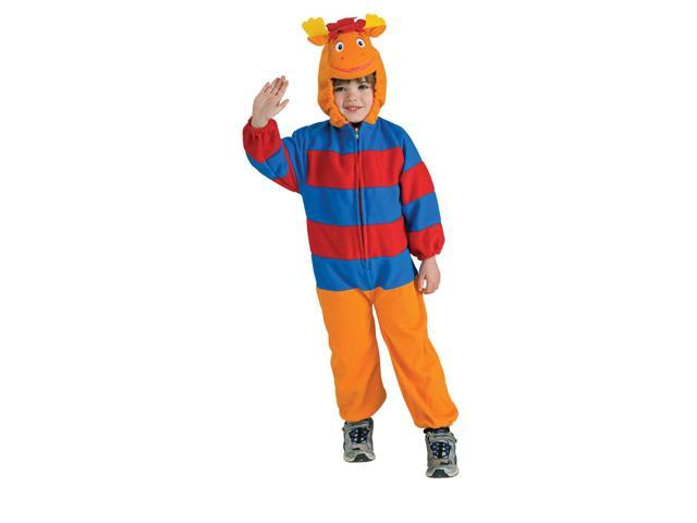 Backyardigans Deluxe Tyrone Toddler (-) Costume 2T-4T