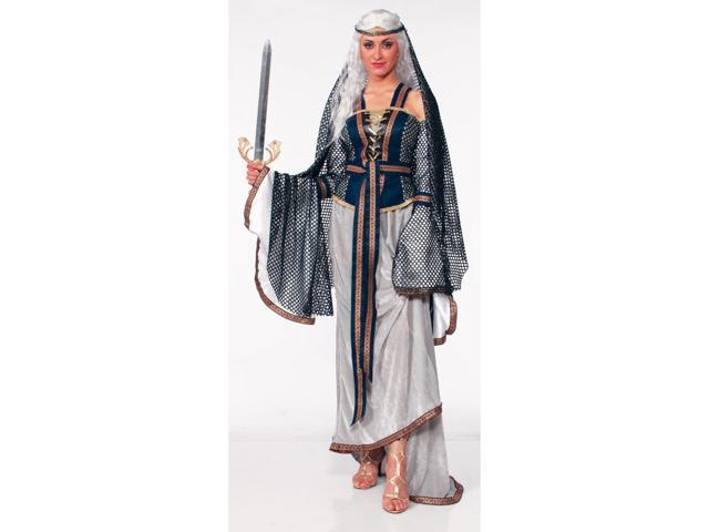 Medieval Fantasy Lady Of The Lake Adult Costume X-Large