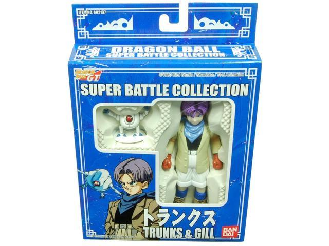 Dragonball Z Super Battle Collection Figure Trunks & Gill