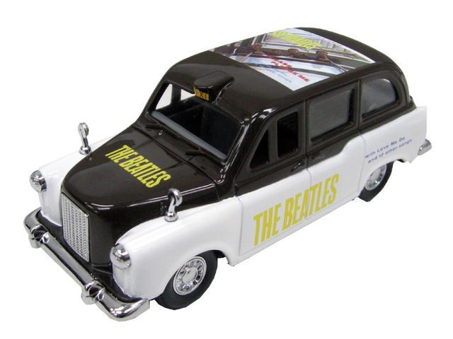The Beatles Famous Covers Diecast 1:36 Scale Taxi: Please Please Me