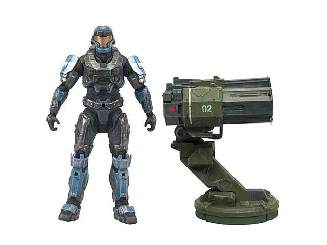 Halo Reach Warthog Rocket Launcher With Spartan JFO Figure