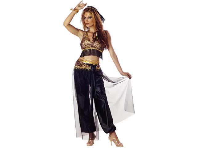 Egyptian Dancer Costume Adult Medium