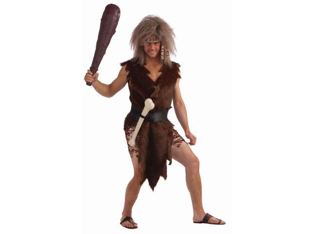 Funny Bone The Caveman Costume w/Exceptional Manhood Adult