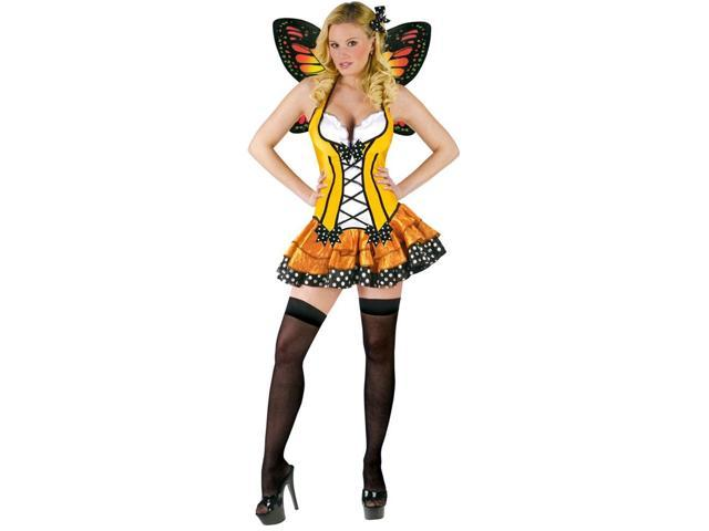 Butterfly Queen Costume Adult Medium 10-12