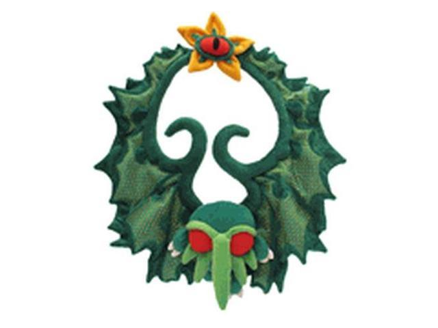 Cthulhu Plush Wreath