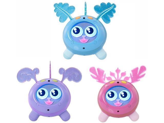 Fijit Friends Set of 3 with Scooch Patter and Plooki