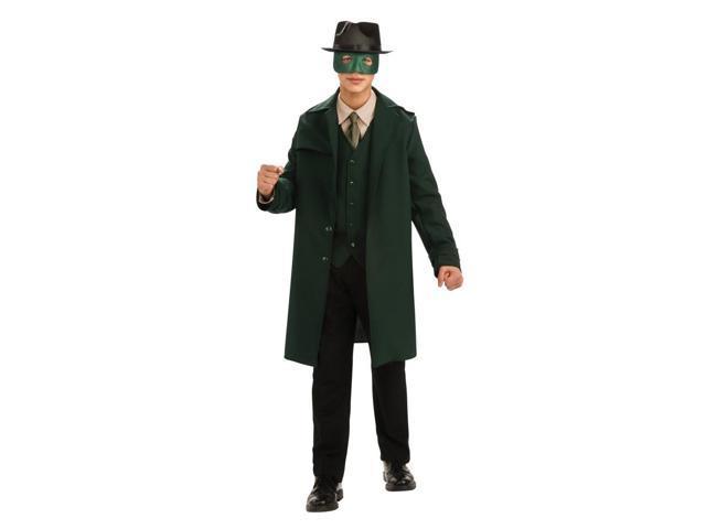 Deluxe Green Hornet Costume Teen Standard