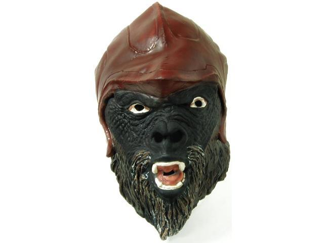 Planet Of The Apes Attar Costume Latex Mask Adult