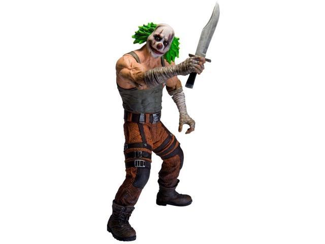 Batman Arkham City Series 3 Clown Thug With Knife Action Figure