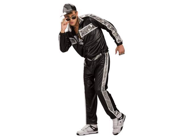 Rap Idol Rapper Singer Costume Adult Standard