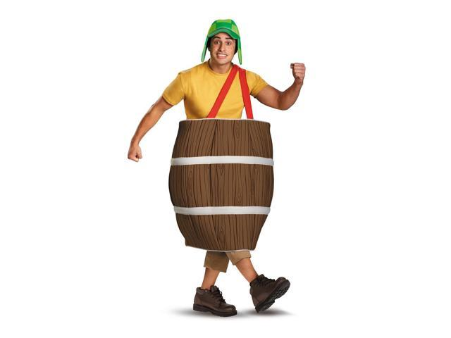 El Chavo Deluxe Costume Adult X-Large (42-46)