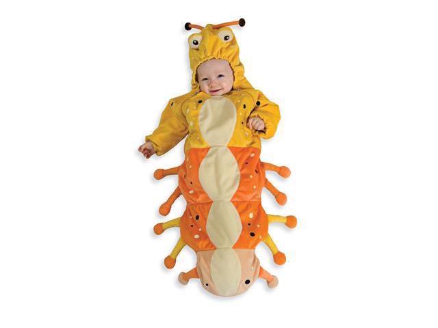 Caterpillar Costume Baby Bunting Newborn 0-6 Months