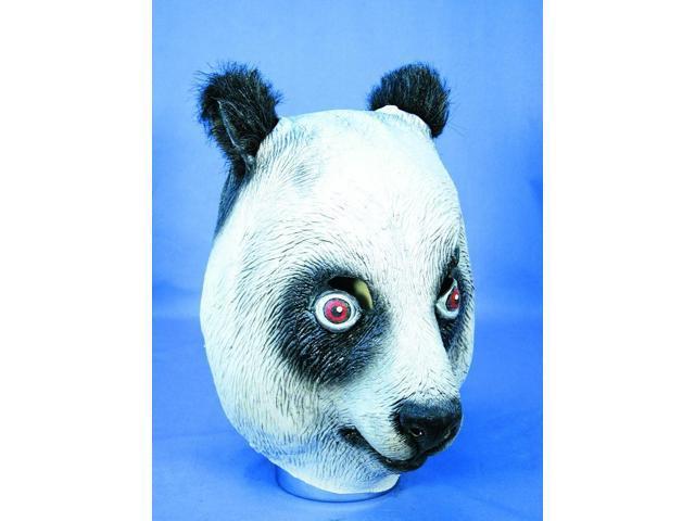 Panda Adult Costume Mask