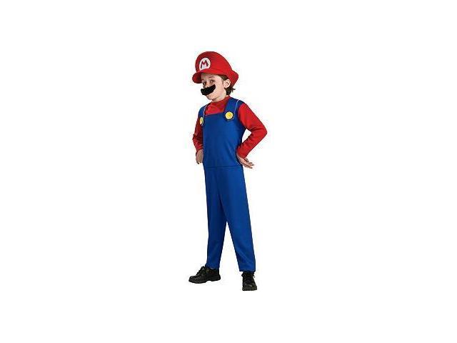 Super Mario Bros Mario Child Small