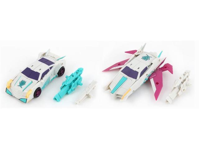 Transformers BotCon 2014 Pirate Clone Pounce and Wingspan Figure Set