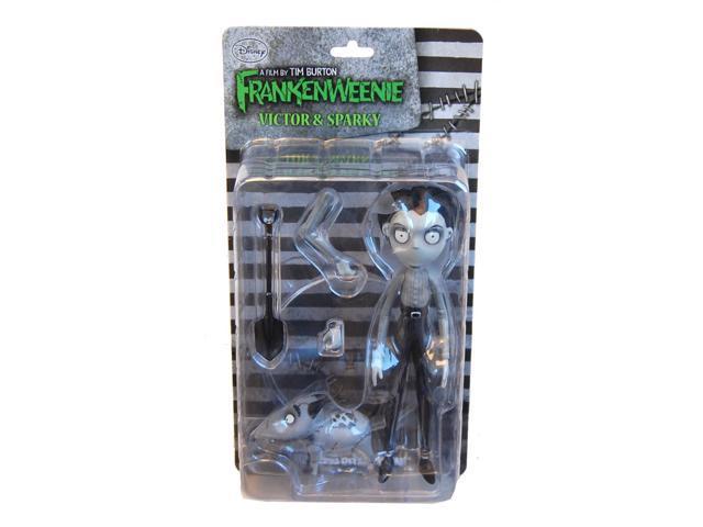 Frankenweenie Victor & Sparky Ultra Detail Vinyl Figures