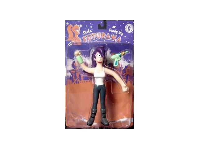 Futurama Leela Bendy Toy Figure