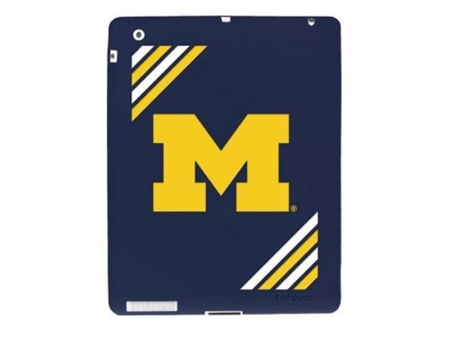 University Of Michigan Wolverines NCAA iPad Soft Silicone Tablet Case