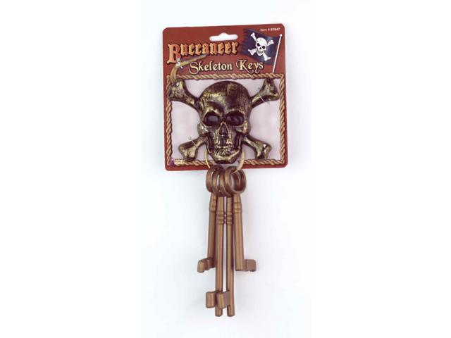 Skeleton Key Costume Accessory Set